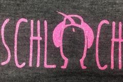 Beanie mit Arschlochhund Logo